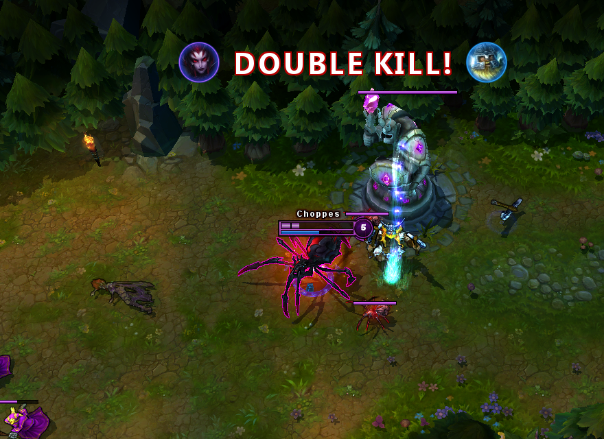 Jake double kill top